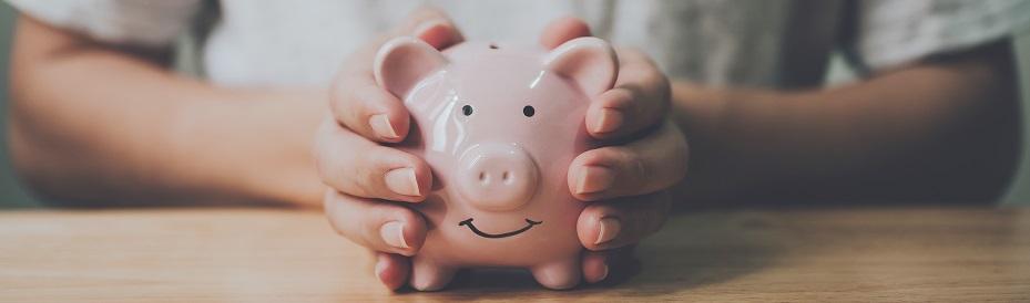 Sparen, Geldanlage