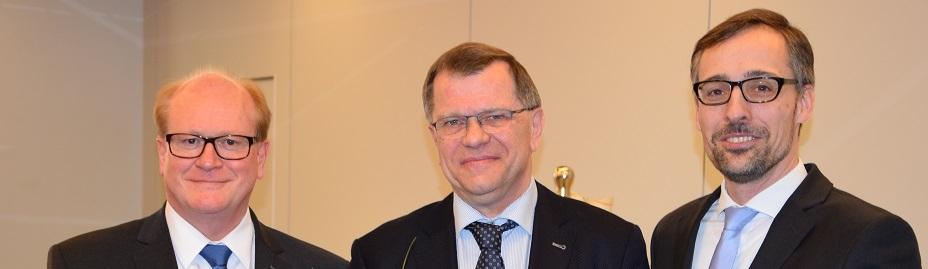 Volksbank Hellweg verabschiedet Martin Bühner in den Ruhestand
