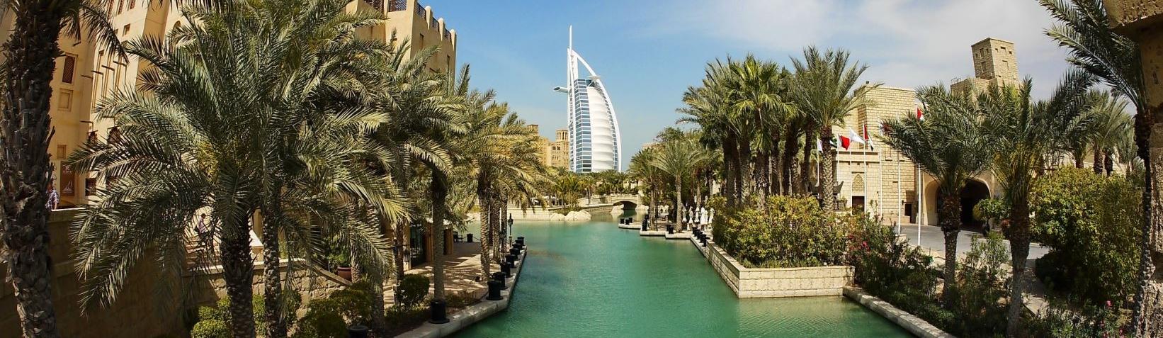 Reisen Sie mit uns nach Dubai.